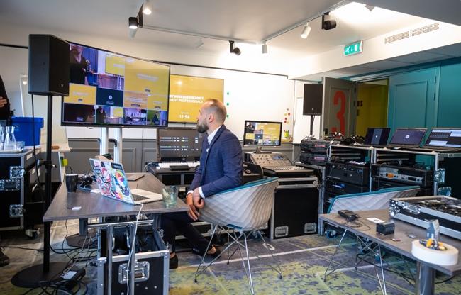 Carlton President Utrecht Maarssen: expert in Online en Hybride events & meetings