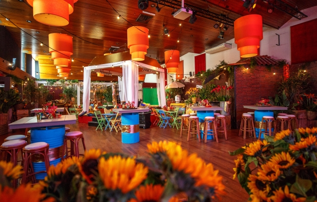 vanderLOO catering decor events - Thaise Markt