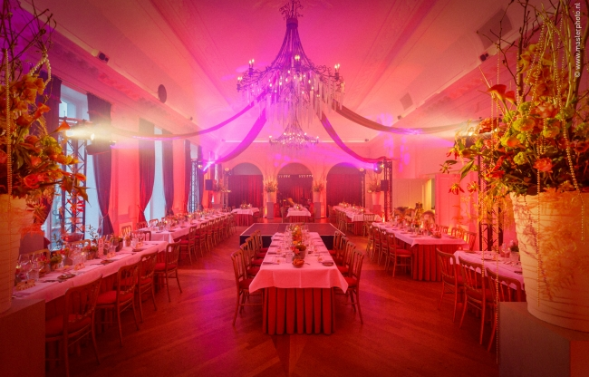 vanderLOO catering decor events - Vintage Circus