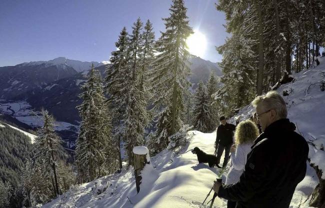 Groepsreizen wintersport