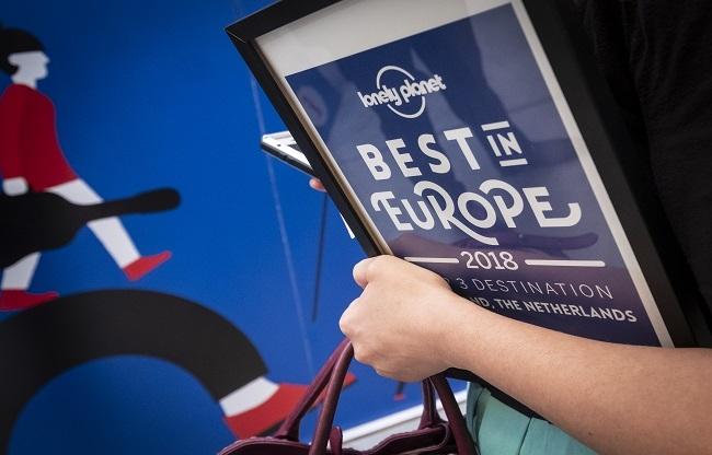 Verkozen als topdestinatie door Lonely Planet in 2018