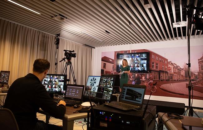 Industrial Streaming: hoogwaardige livestreams op locatie