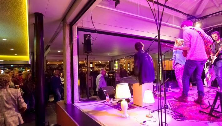Flint lanceert mini festival: TREK live XL