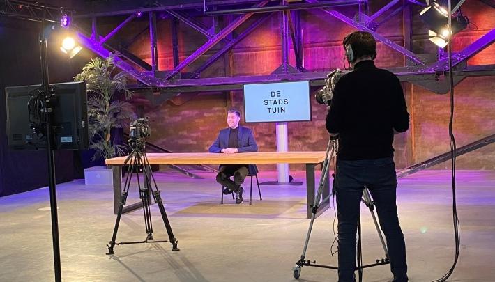 Livestream Station. Indrukwekkende streamingstudio in Utrecht