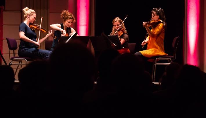 Het Concertgebouw introduceert Klapstuk