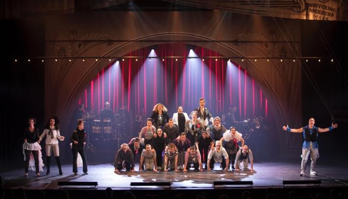 Vaste gast in Theater de Spiegel: het ABN AMRO Cabaret