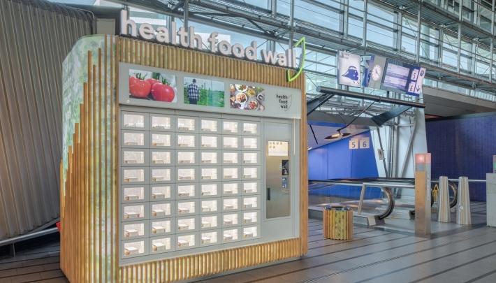 Meer gezonde horecaconcepten op Schiphol