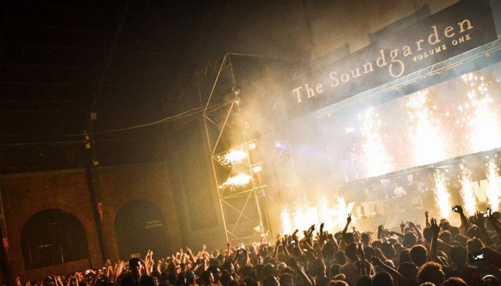 The Soundgarden: is kleinschalig het nieuwe groots?