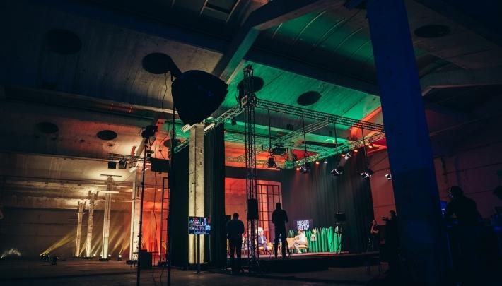 Industrial Studios is LIVE