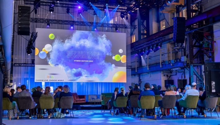 The Experience Conference 2021 hybrid edition