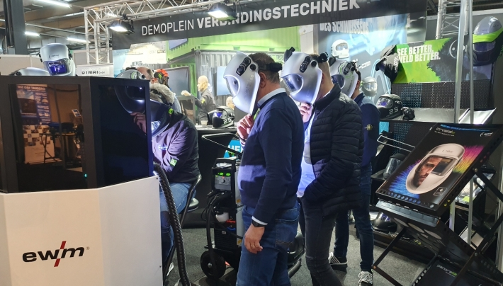 Easyfairs lanceert in 2020 Welding Week Nederland