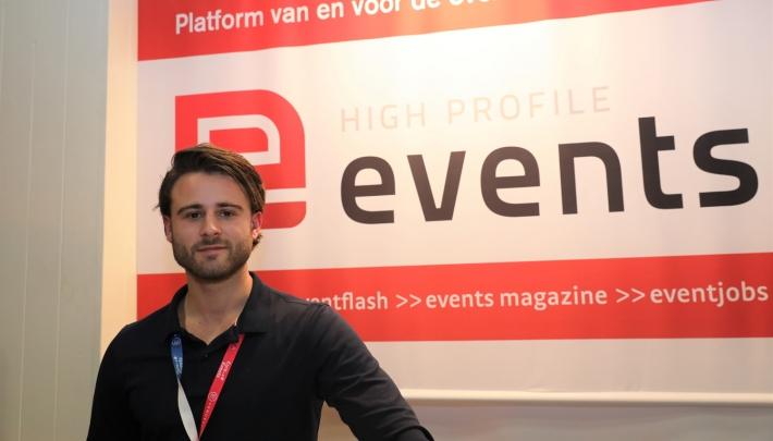 Netwerkplatform voor events eevee zoekt evenementen #EventSummit