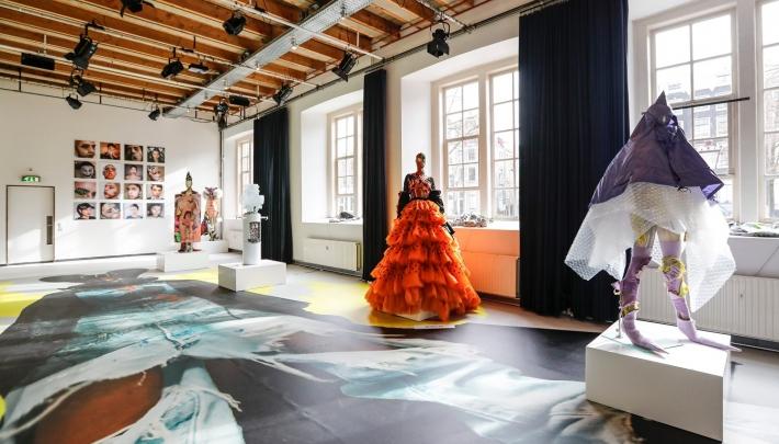 Compagnietheater host voor Amsterdam Fashion Week