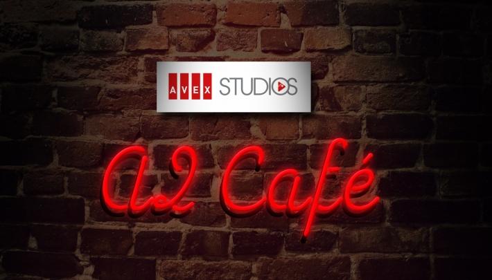 Online uitzending vanuit het gezellige AVEX Studio A2 Café