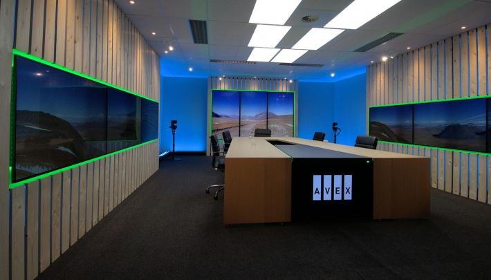 AVEX STUDIOS:  van pop-up naar gloednieuwe permanente studio
