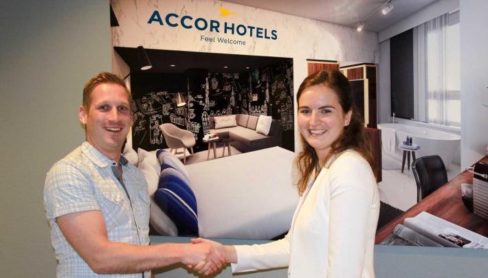AVEX preferred supplier voor AccorHotels