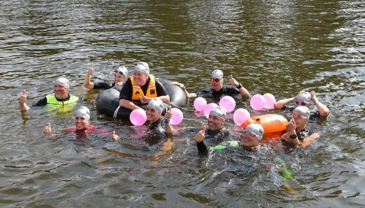 Nieuwe maatregelen maken Amsterdam City Swim onmogelijk