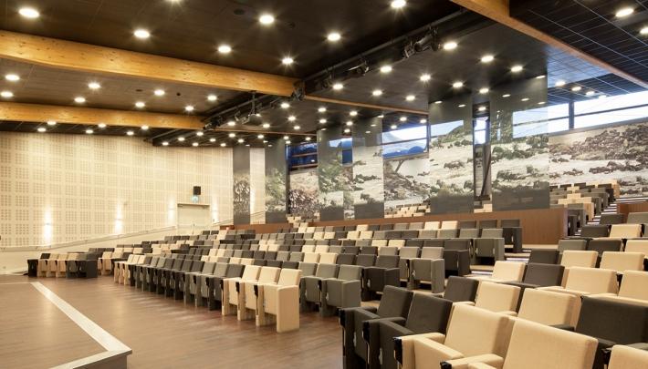 Safari Meeting Centre in Burgers' Zoo