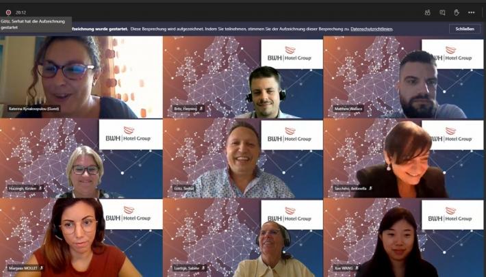 Digitaal Europees Sales Platform:  Eerste BWH Leisure Expo