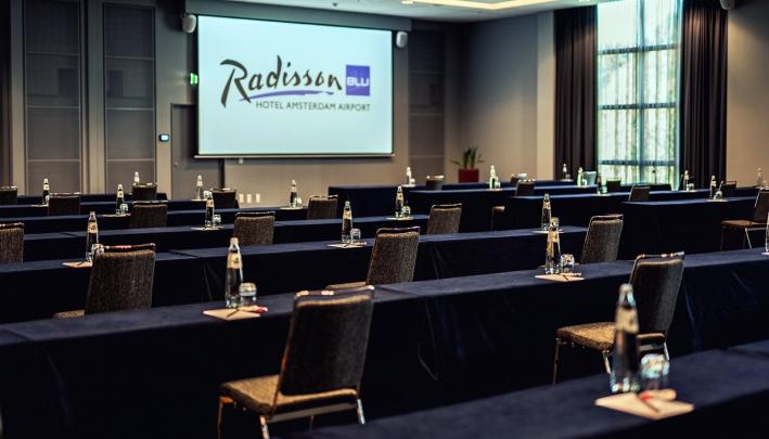 Radisson Blu Hotel Amsterdam Airport ontvangt SGS certficaat