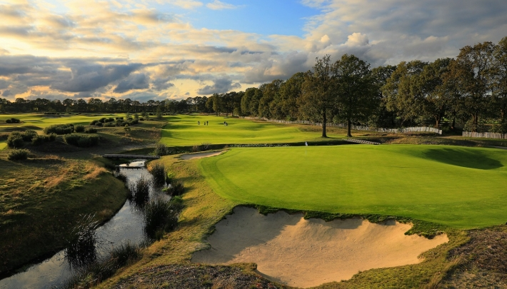 KLM Open 2021 op Bernardus Golf