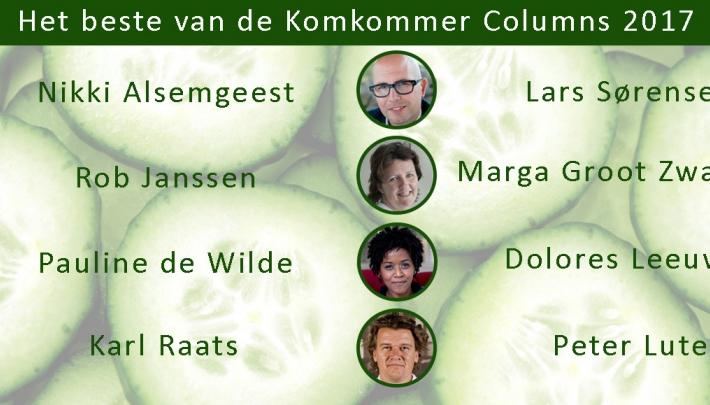 De beste tips uit de Komkommercolumns 2017