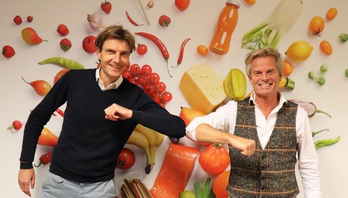 Bob Hutten draagt leiding Hutten over aan Drees Peter van den Bosch