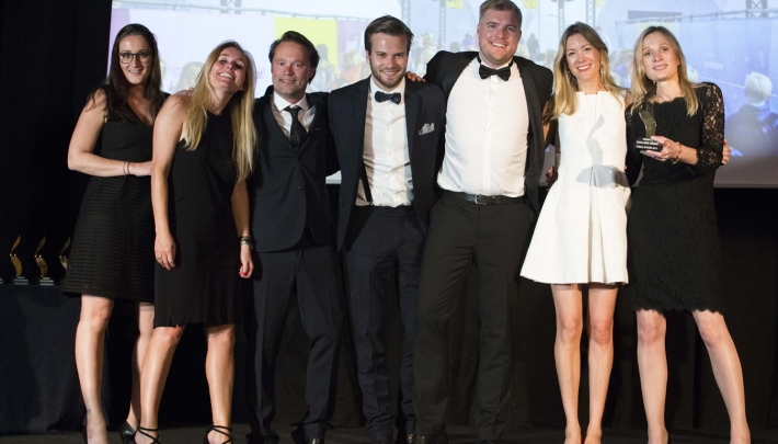 BrandBase wint Event of the Year award voor Shell event
