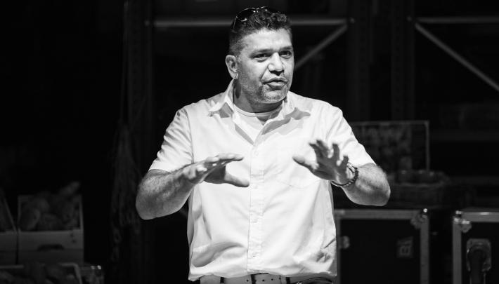 Akim Bwefar: 'Aan ons om te excelleren in ons vak'