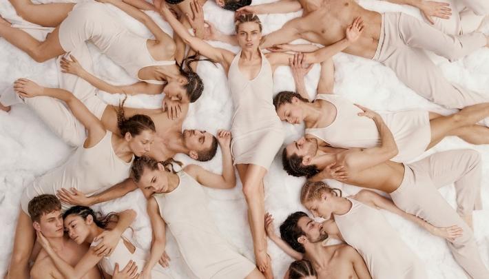 Introdans danst in pilotvoorstelling 'Testen voor Toegang'