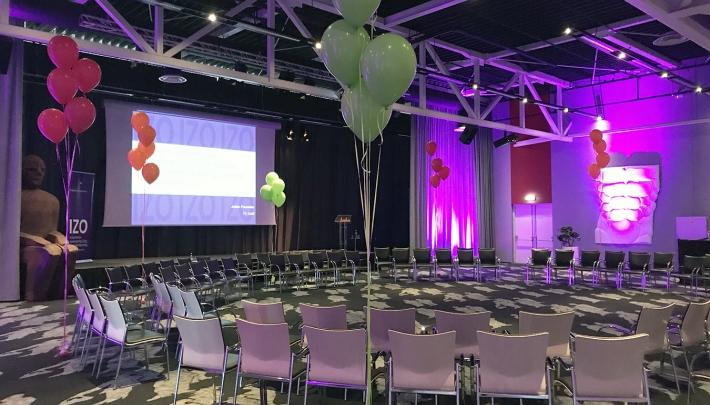 Eventcase: Denktank IZO in CORPUS Congress Centre