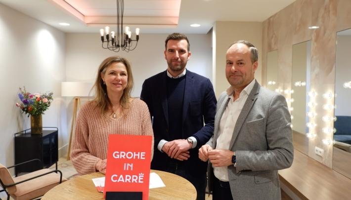 Partnership Koninklijk Theater Carré en GROHE