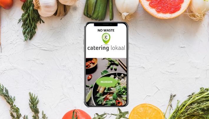 No Waste App voorkomt catering-verspilling