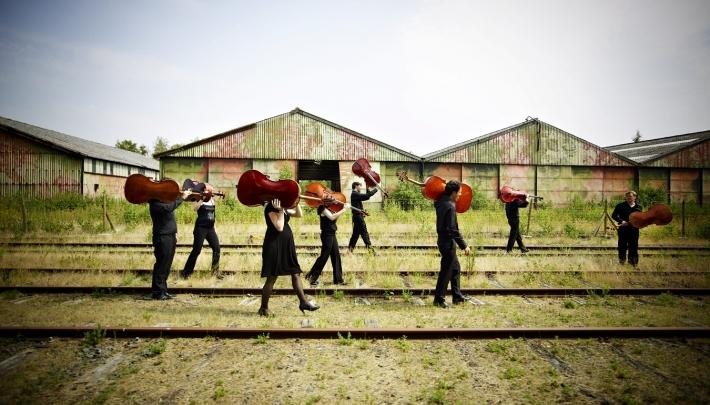 Bastiaan Vinkenburg bestuurslid Cello Octet Amsterdam