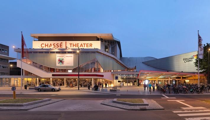De toekomst van zakelijk Chassé Theater
