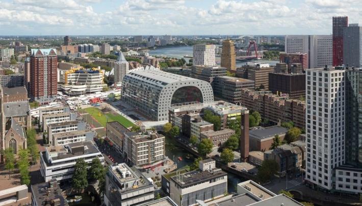 Rotterdam beleeft recordjaar met buitenlandse investeringen