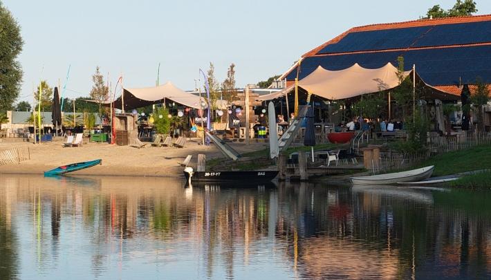 Watergoed! Evenementenlocatie, strandclub en restaurant