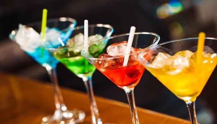 Het gereedschap van de bartender