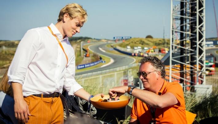 Een kijkje in de keuken van de Dutch Grand Prix