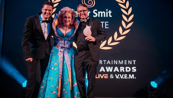 En de Dutch Live Entertainment Production Awards gaan naar...