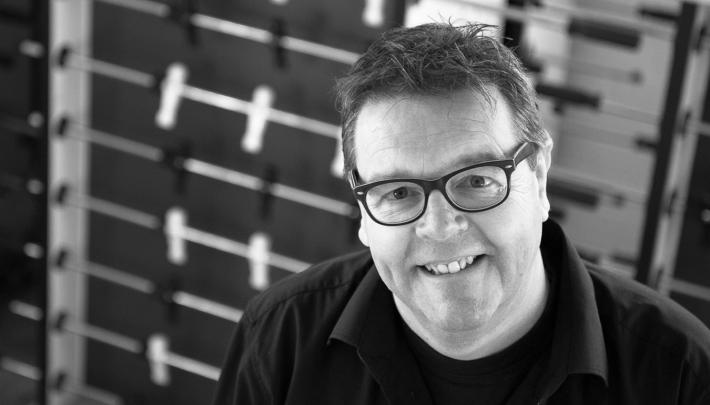 Fred Bijlsma: 'Het grootste tafelvoetbaltoernooi ter wereld organiseren'