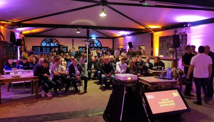 Organisatie Dakar Rally strijkt neer op EVM19