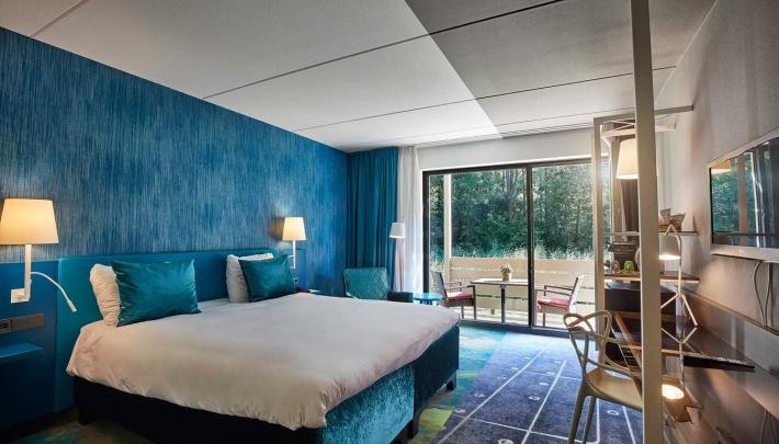 Nieuwe hotelkamers in Carlton President