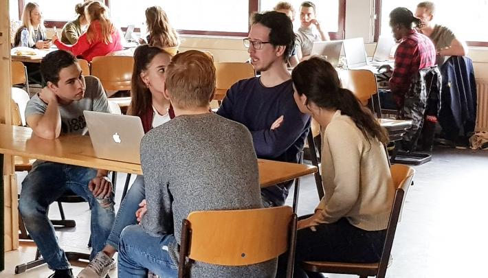 Dossier opleidingen - 'Onze studenten kunnen wel een biertje tappen' - 2