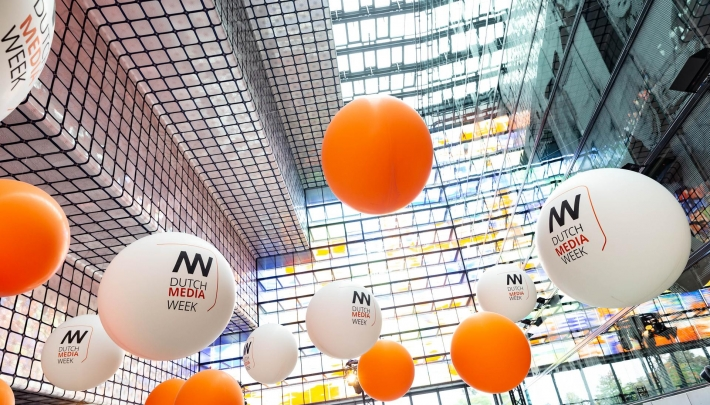 Dutch Media Week trekt 50.000 bezoekers