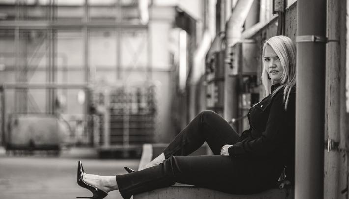 Chantal Peters: 'Misschien kunnen we wel samen iets unieks opzetten'