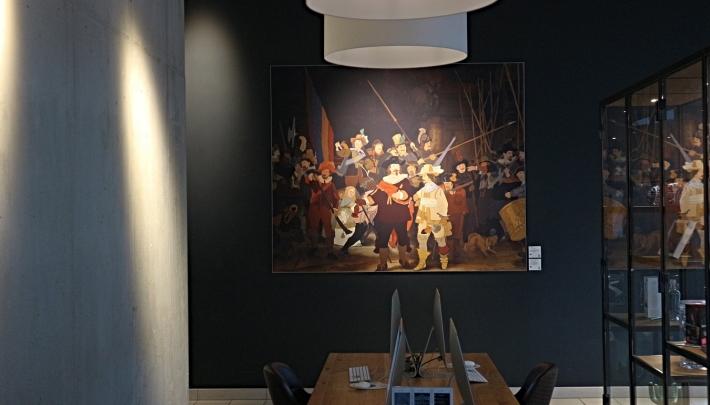 40e hotel exposeert kunst via BooART