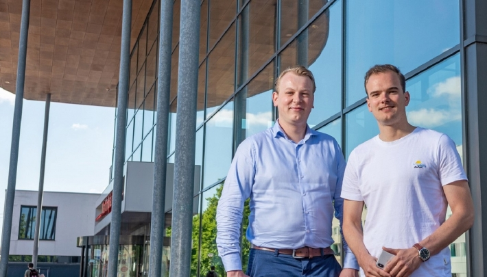Van faillissement naar bedrijf dat een half miljoen euro omzet draait per maand