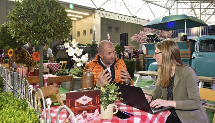 René Huijbregts van @Eventz_NL #EventSummit