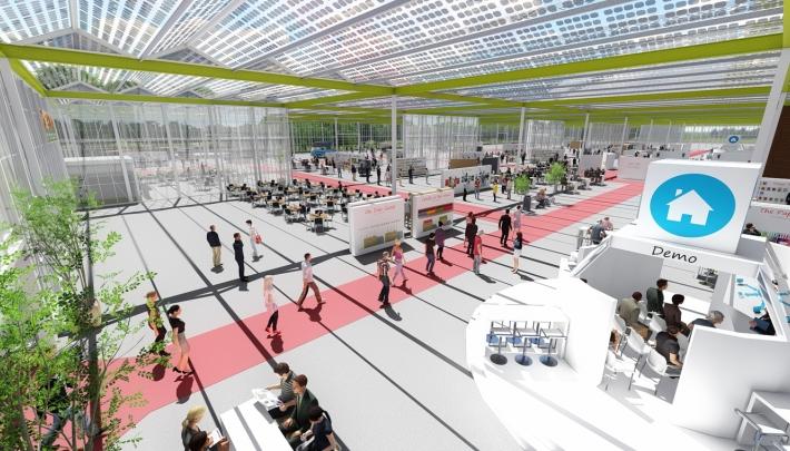 Nieuwe hal Expo Haarlemmermeer biedt extra mogelijkheden